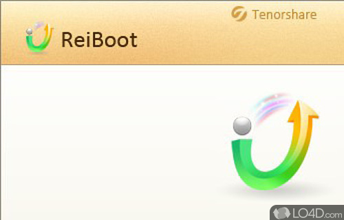 ReiBoot Screenshot
