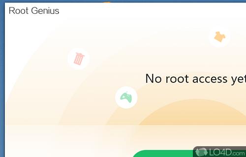 Root Genius Screenshot