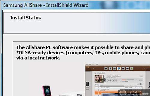 allshare cast for windows 7