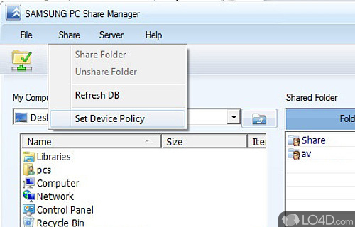 samsung manager download pc