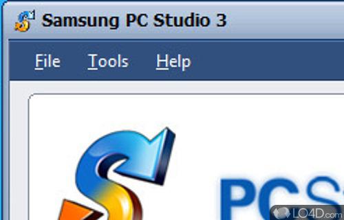 Samsung PC Studio Screenshot