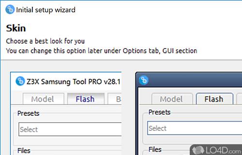 Samsung Tool PRO Screenshot