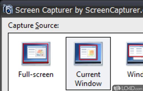 Screen Capturer Screenshot
