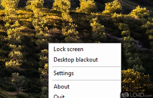 ScreenBlur Screenshot