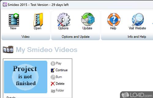 Smideo Screenshot