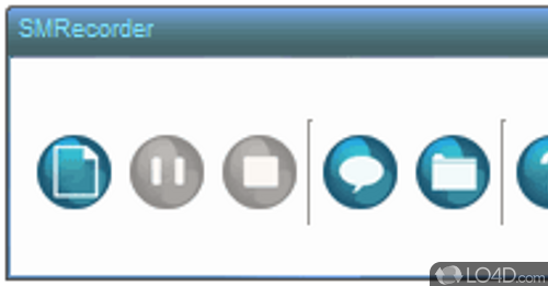 SMRecorder Screenshot