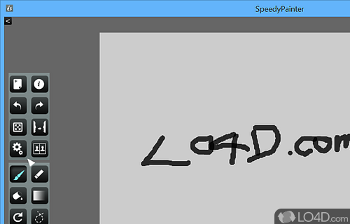 Speedy Painter Screenshot