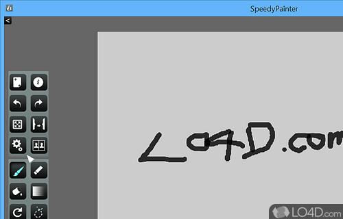 Speedy Painter Screenshot