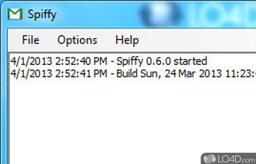 Spiffy Screenshot