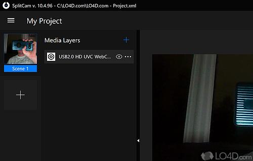 splitcam windows 7 32bit