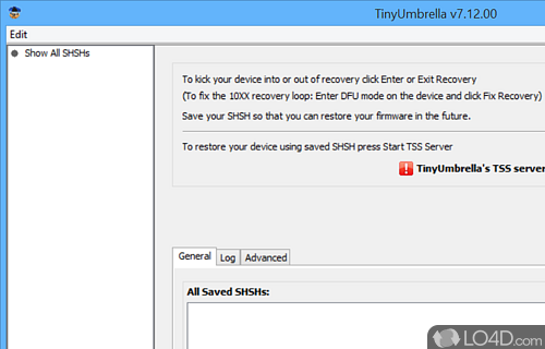 tinyumbrella pour windows 8 64 bits