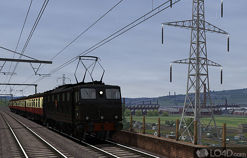 Train Simulator 2012 Screenshot