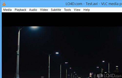 VLC Media Player Screenshot