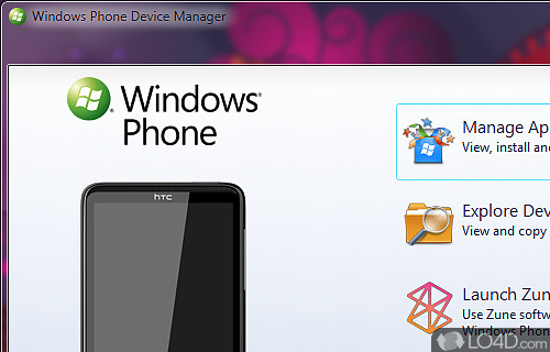 windows phone device manager 1.3.0.0 beta