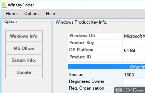 lost windows 98 product key