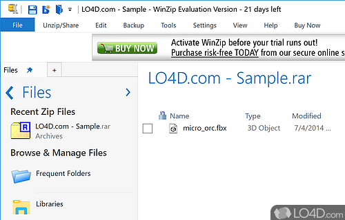winzip free download freeware