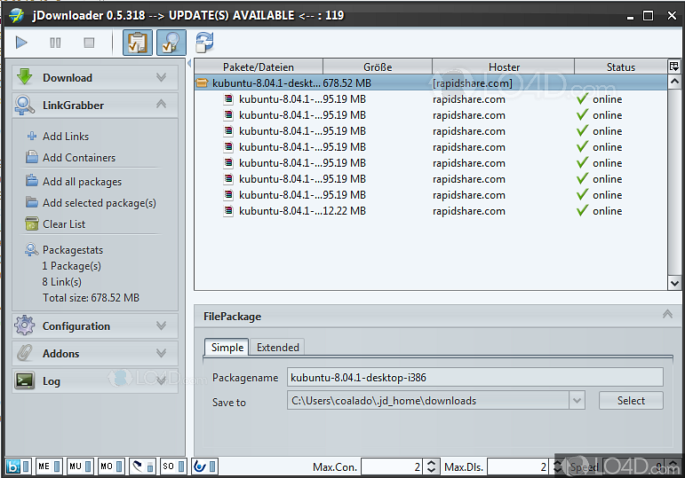 Jdownloader Download