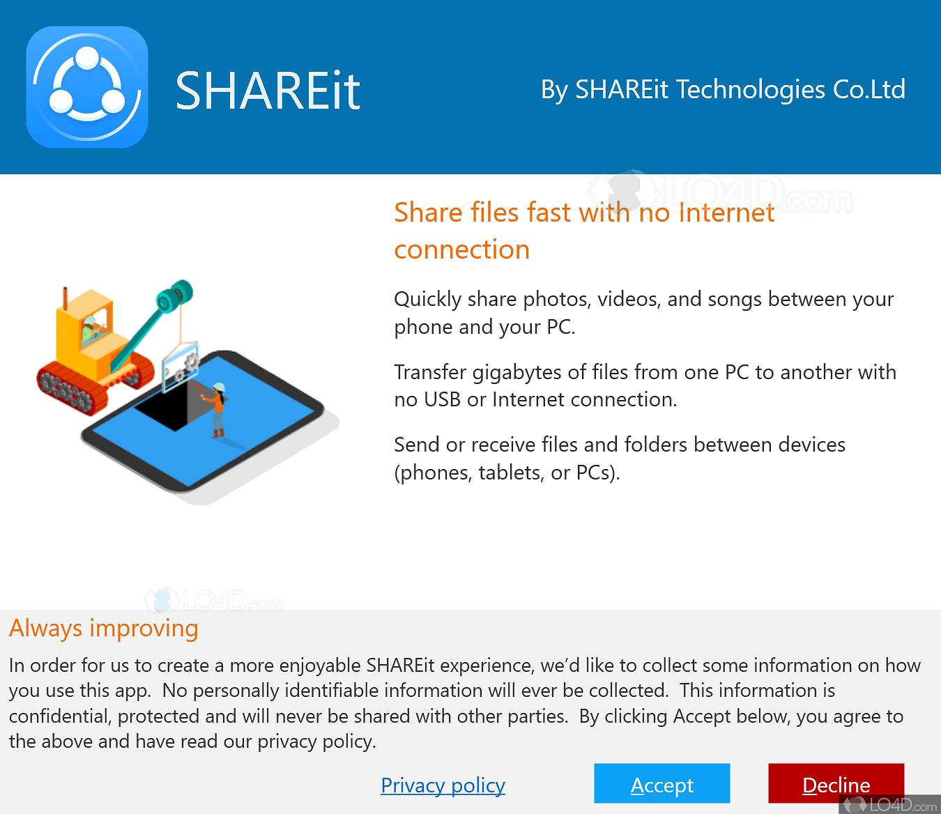 share app apk download old version