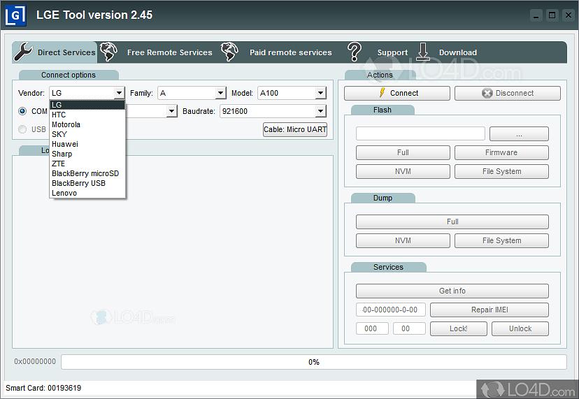 lgtool version 2.07