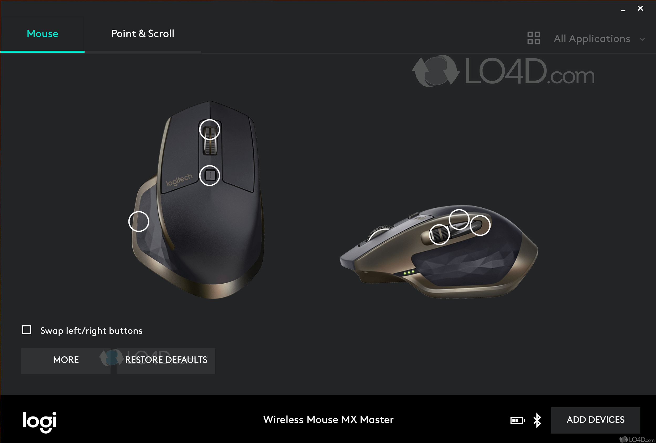 Logitech Options - Download
