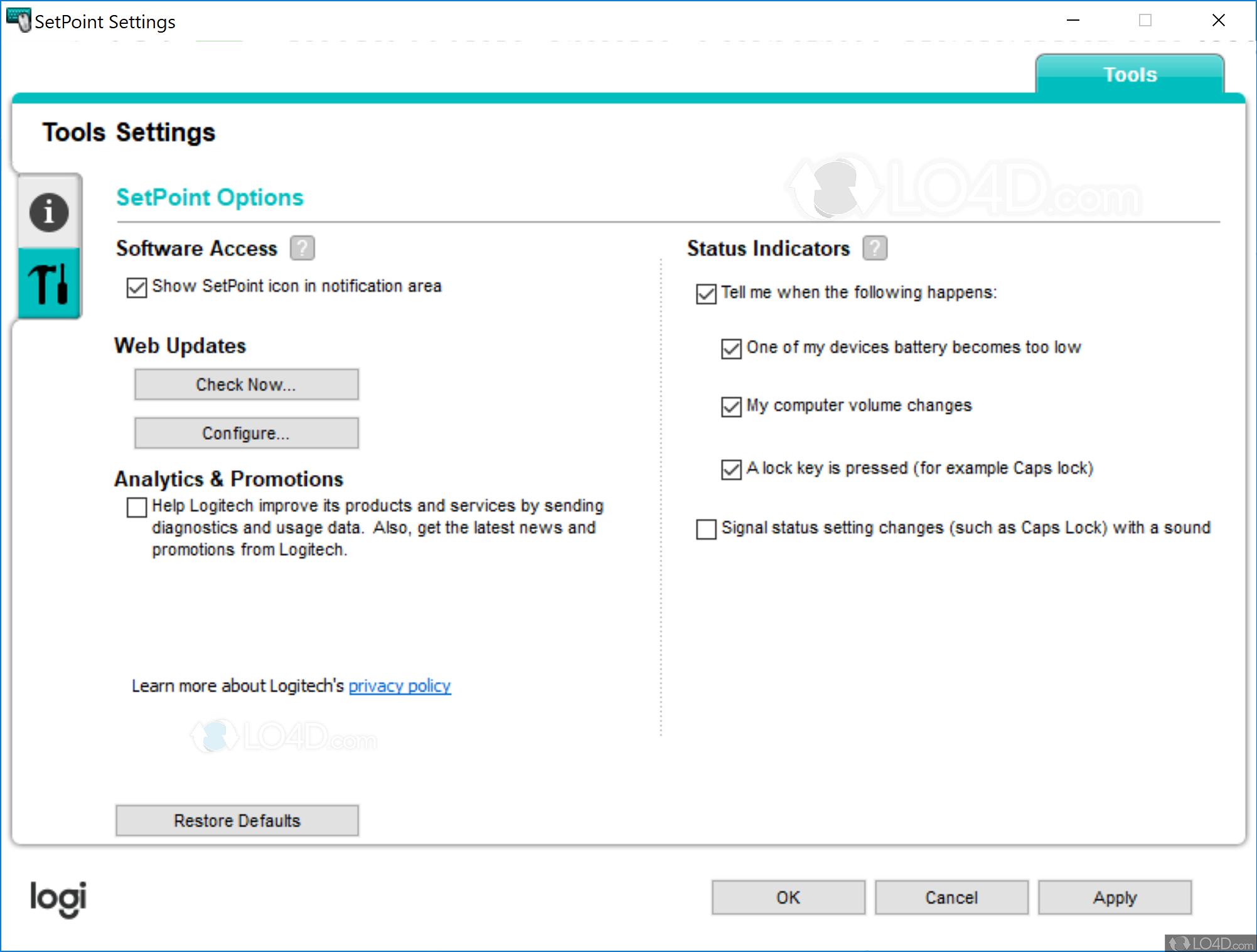 Logitech setpoint windows 8 1 64 bit download | Logitech SetPoint