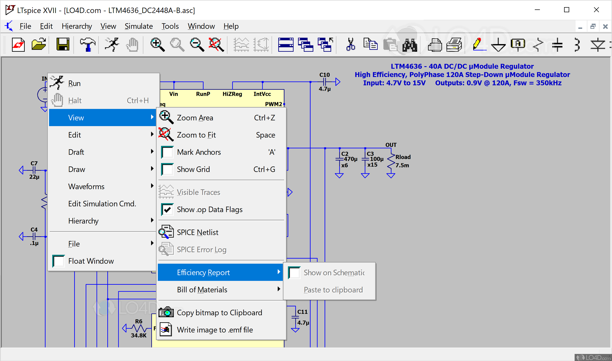 Ltspice Iv Download Circuit Simulator Softwares To For Free Electronic Screenshots Of 13