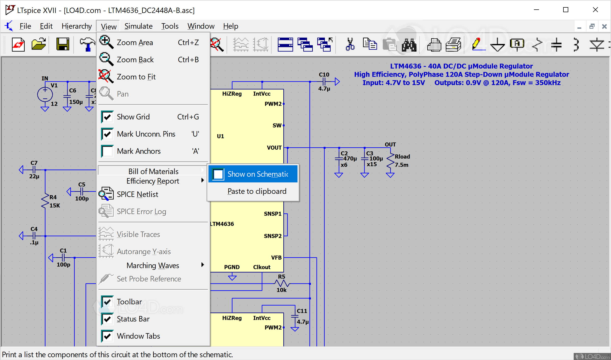 Circuit Simulator Softwares To Download For Free Electronic Ltspice Iv Screenshots Of 13