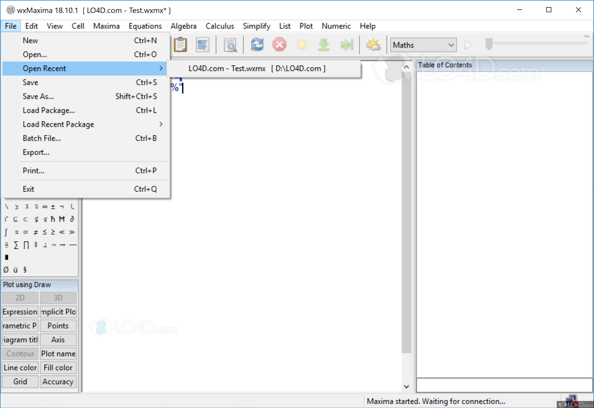 Wxmaxima Software Download For Windows 7