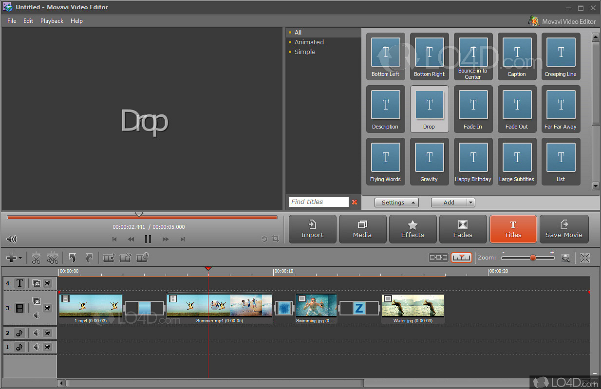 movavi video editor free download full version