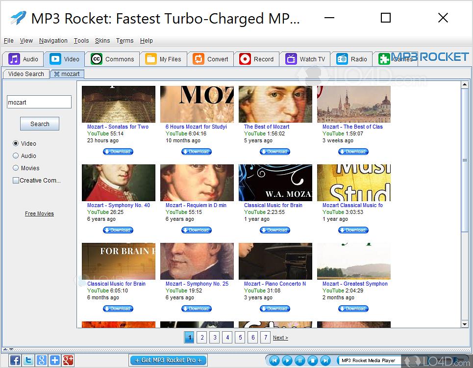 mp3 rocket pro free download full version