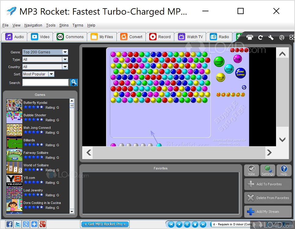 MP3 Rocket - Download