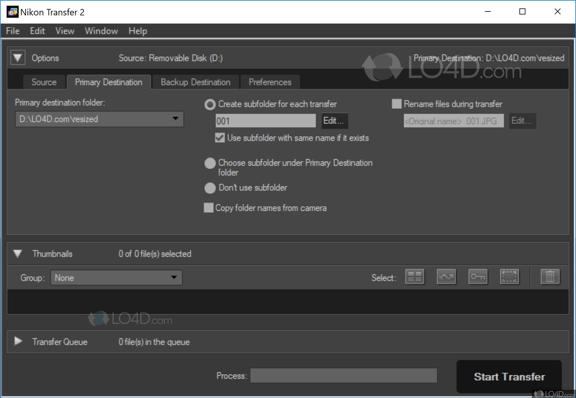 Photo-freeware. Net nikon transfer download.