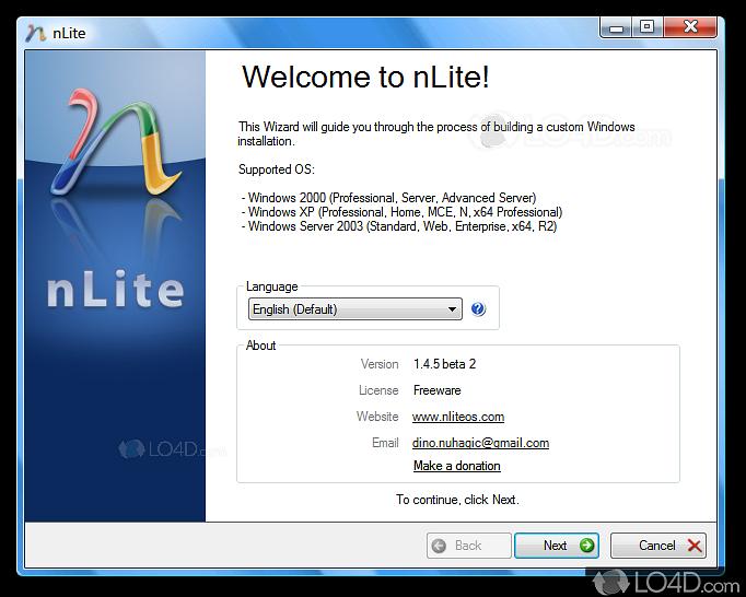 Nlite for windows 7 64 bit free download.