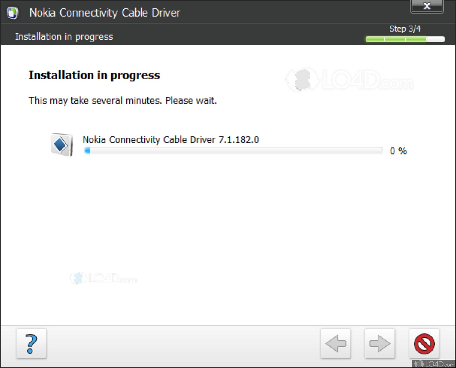 Nokia connectivity cable driver 7. 1. 182. 0 download.