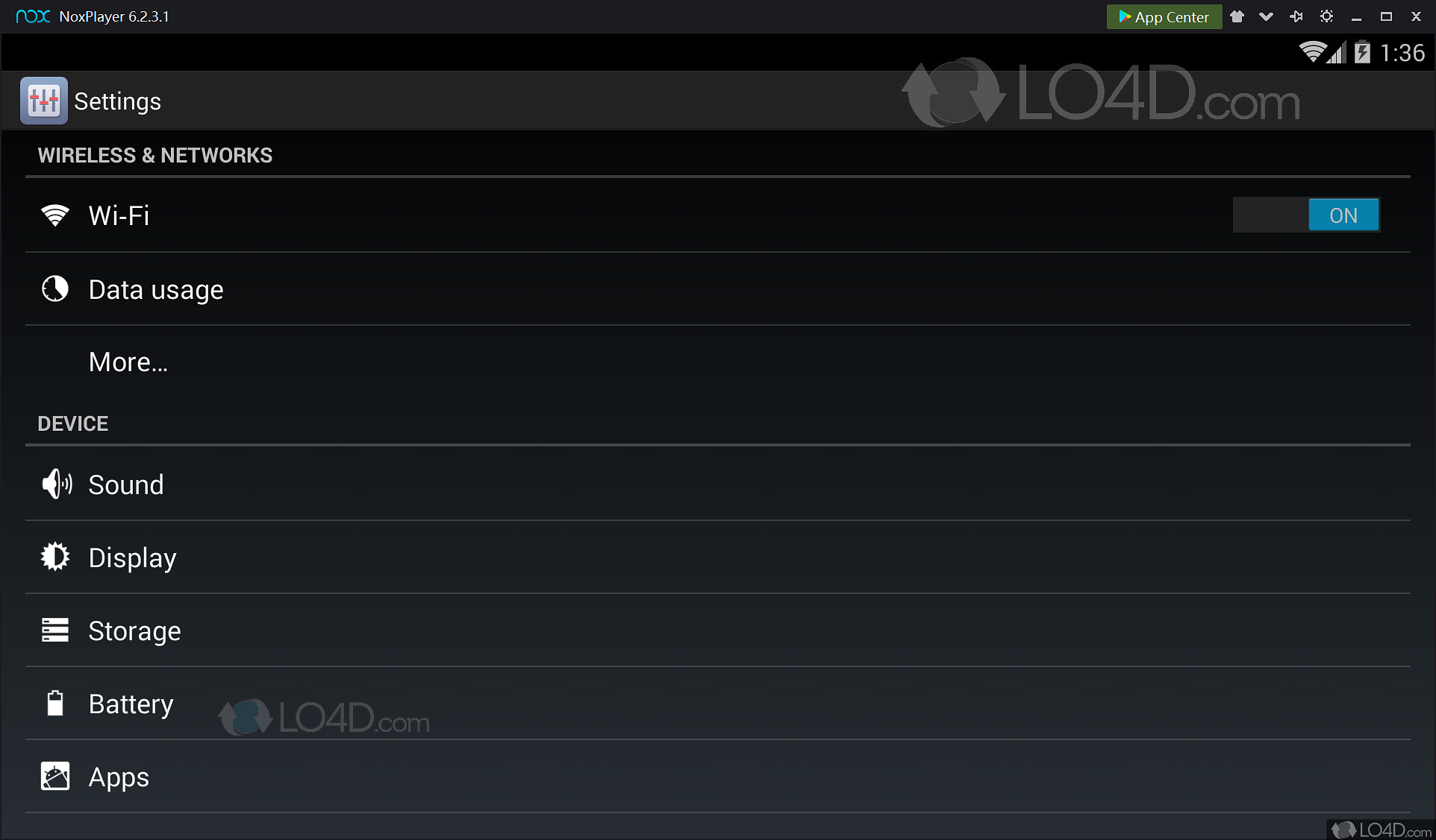download noxplayer 6.2.7.0