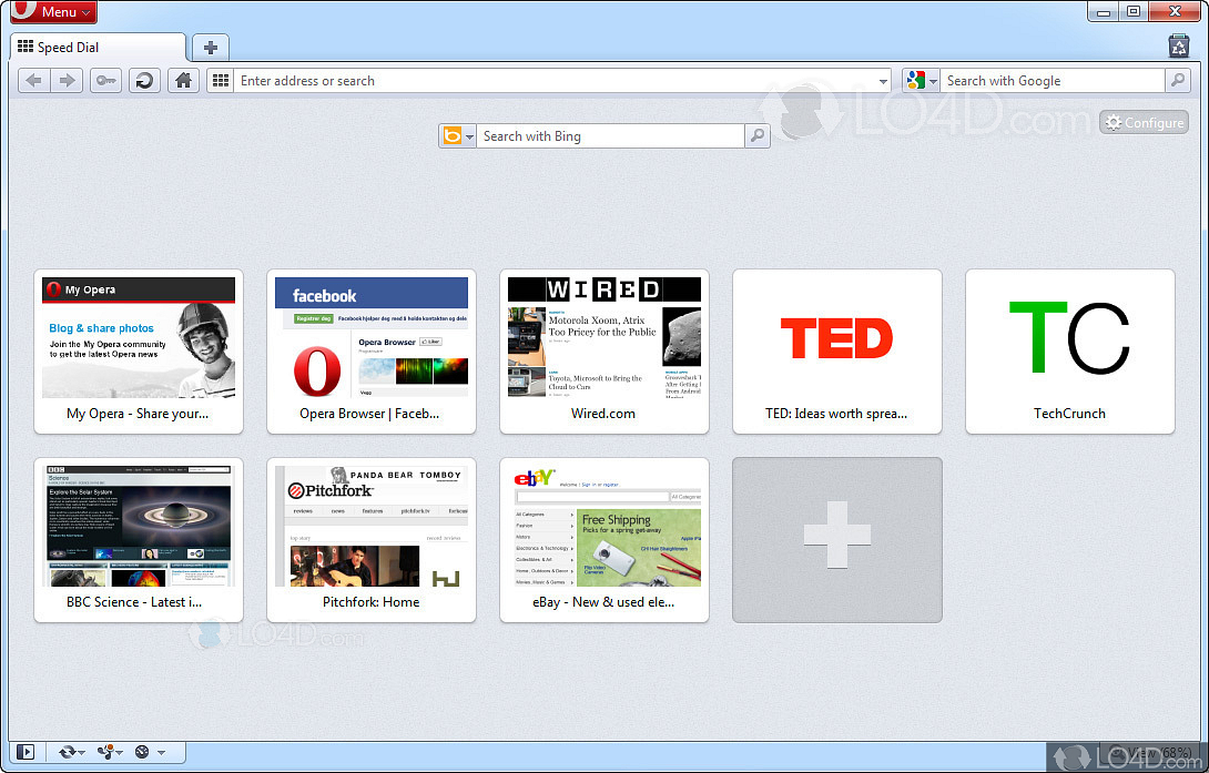 Opera browser free download for xp