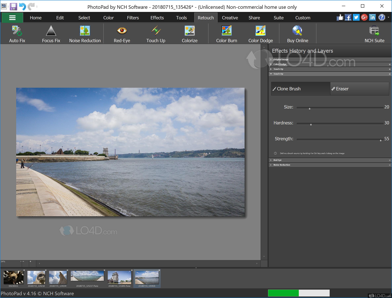 PhotoPad - Screenshots