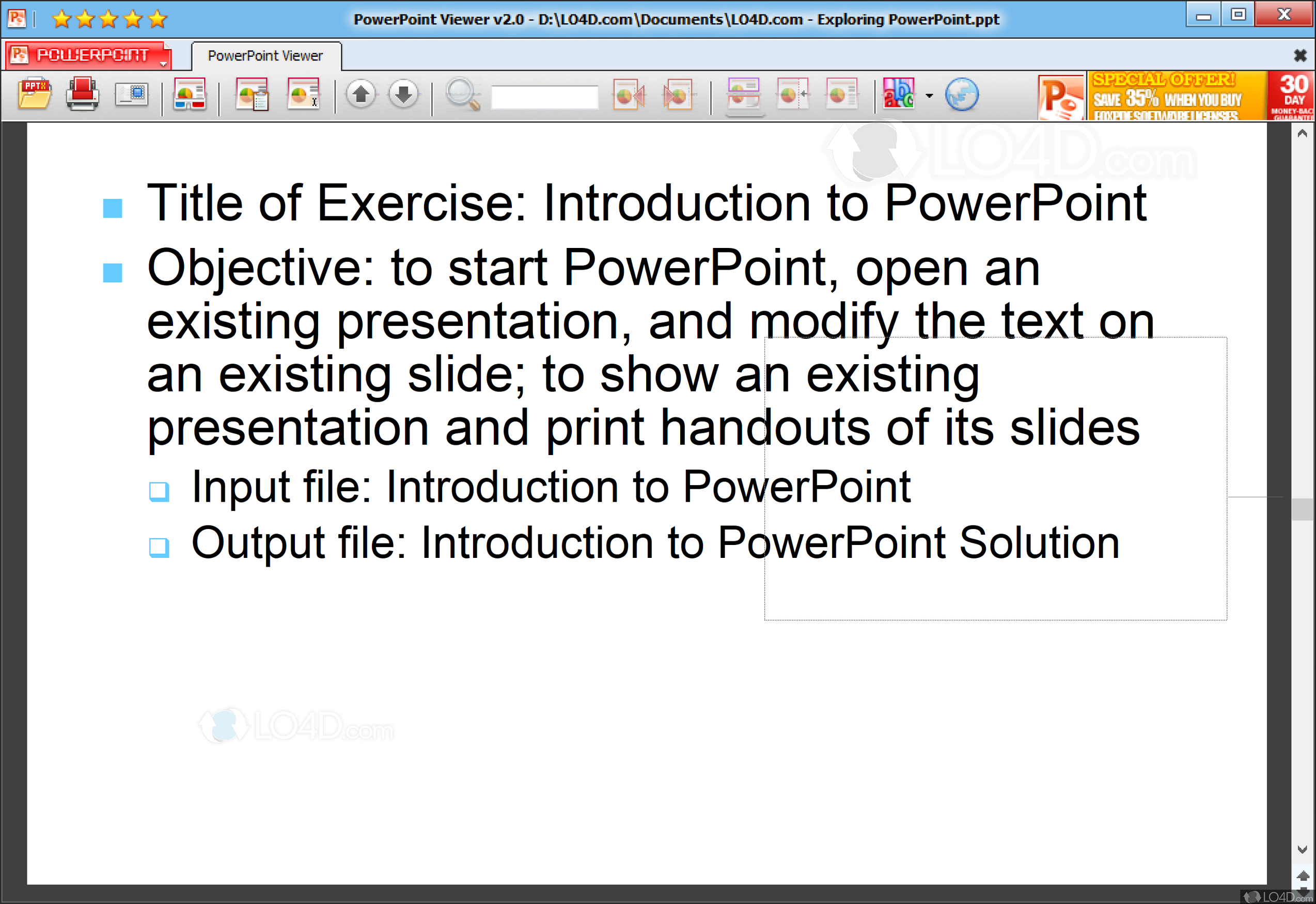 Powerpoint viewer 2010 download.