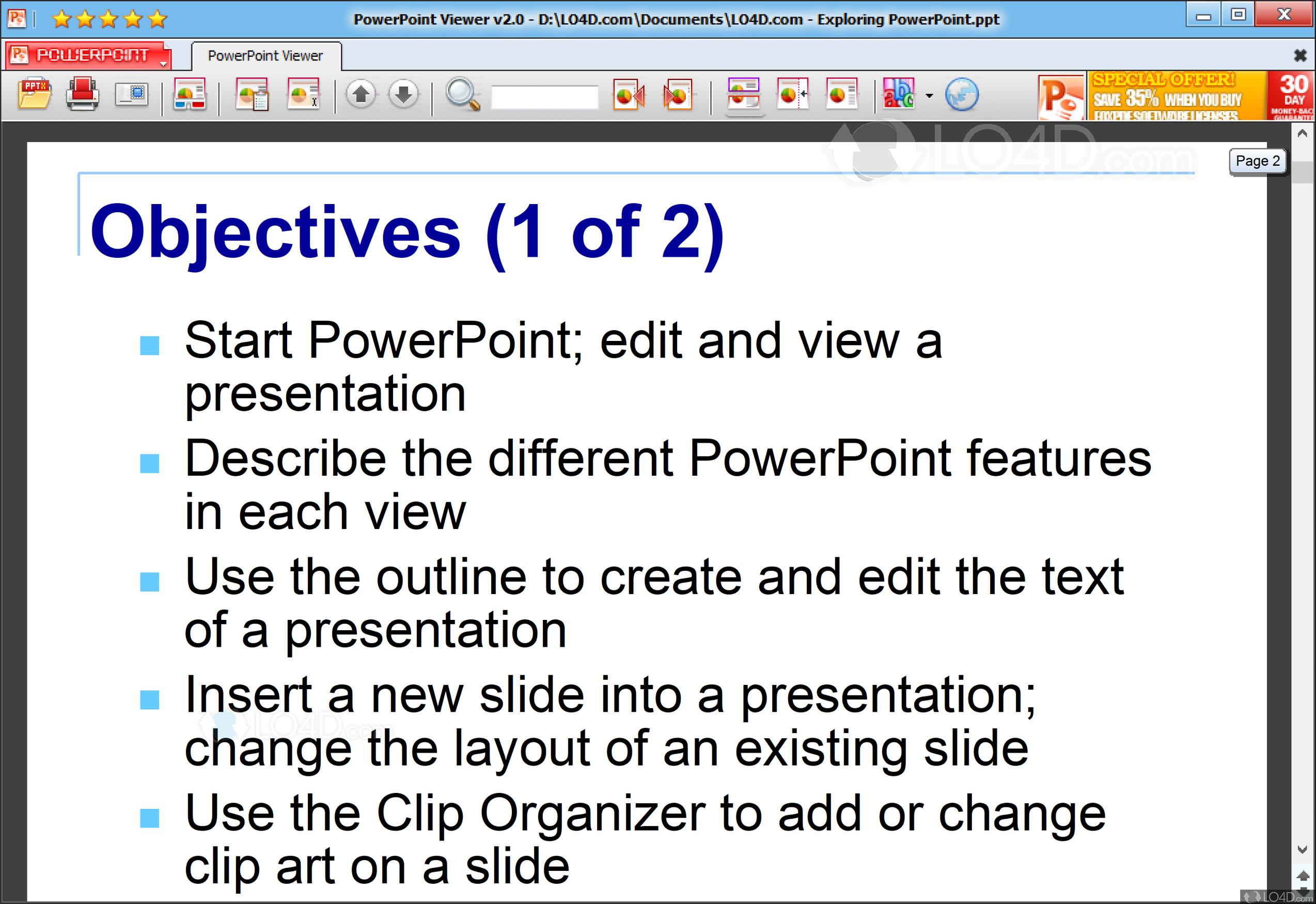 Powerpoint viewer gratis downloaden (virusvrij) 2017.