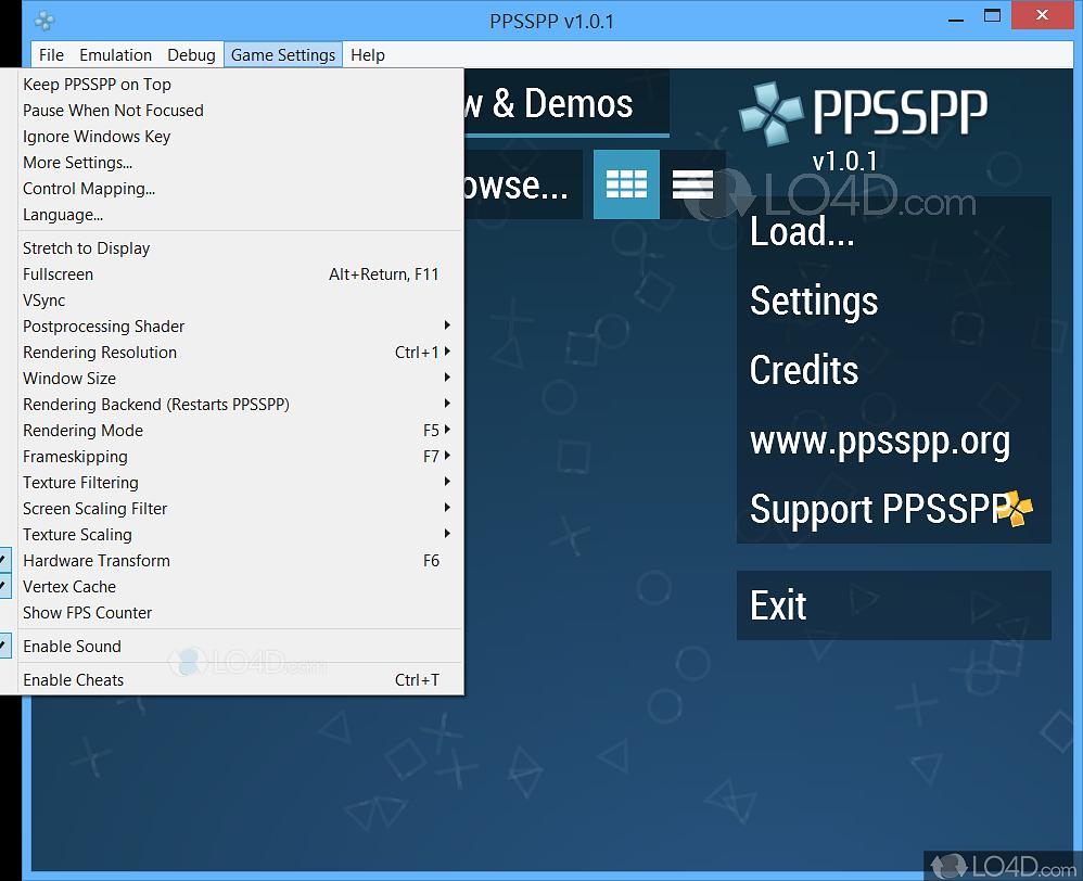 Emulator ps1 windows 10 64 bit