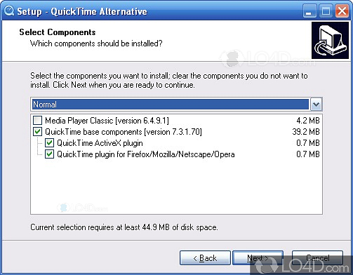 quicktime alternative 1.81