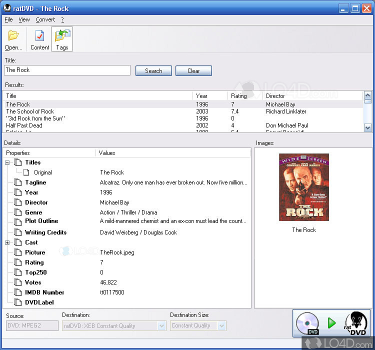 ratdvd para windows vista