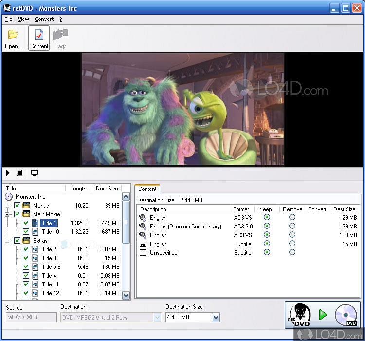 ratdvd para windows 7 64 bits