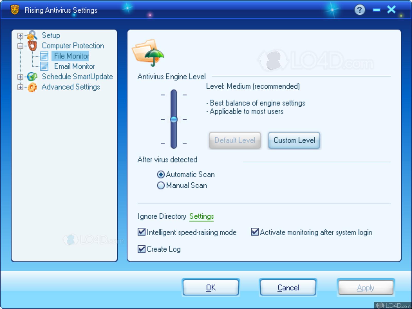 Rising antivirus free edition download.