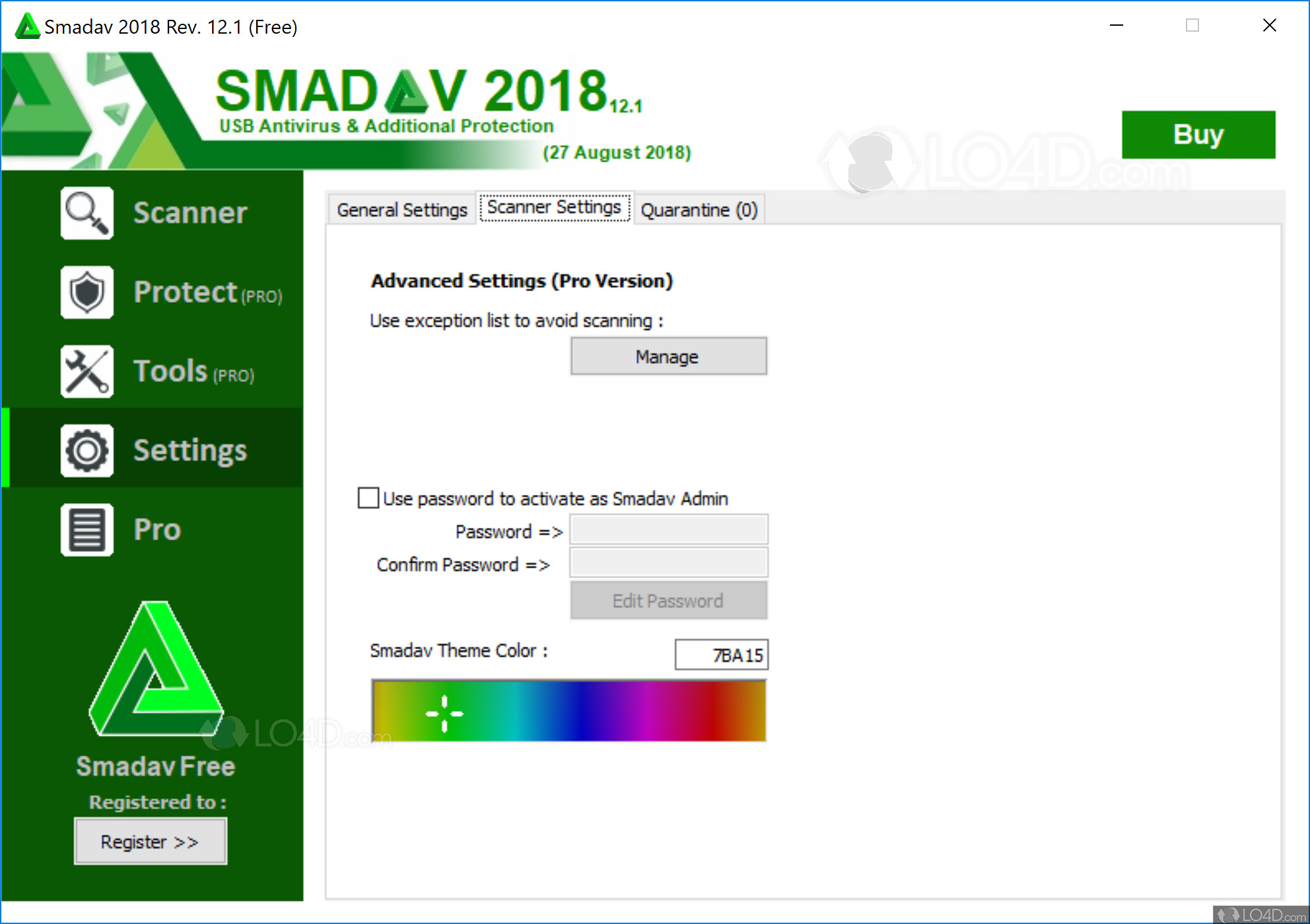 Compare smadav vs baidu free antivirus (antivirus comparison).