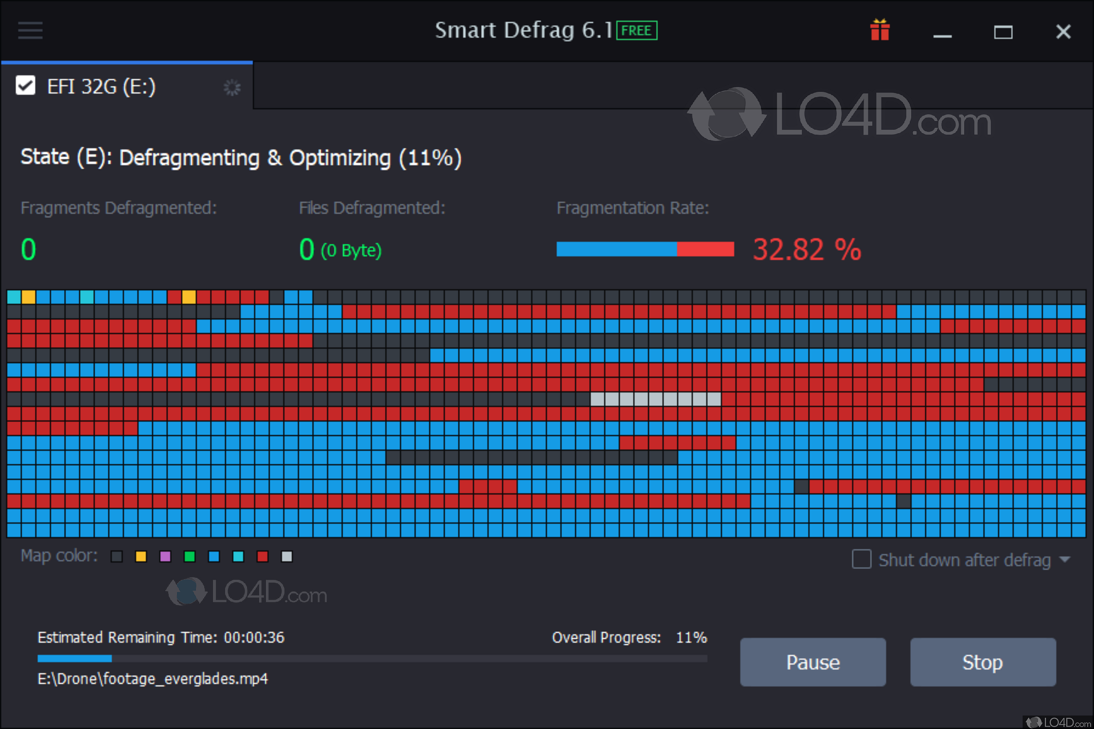 smart defrag 6 review