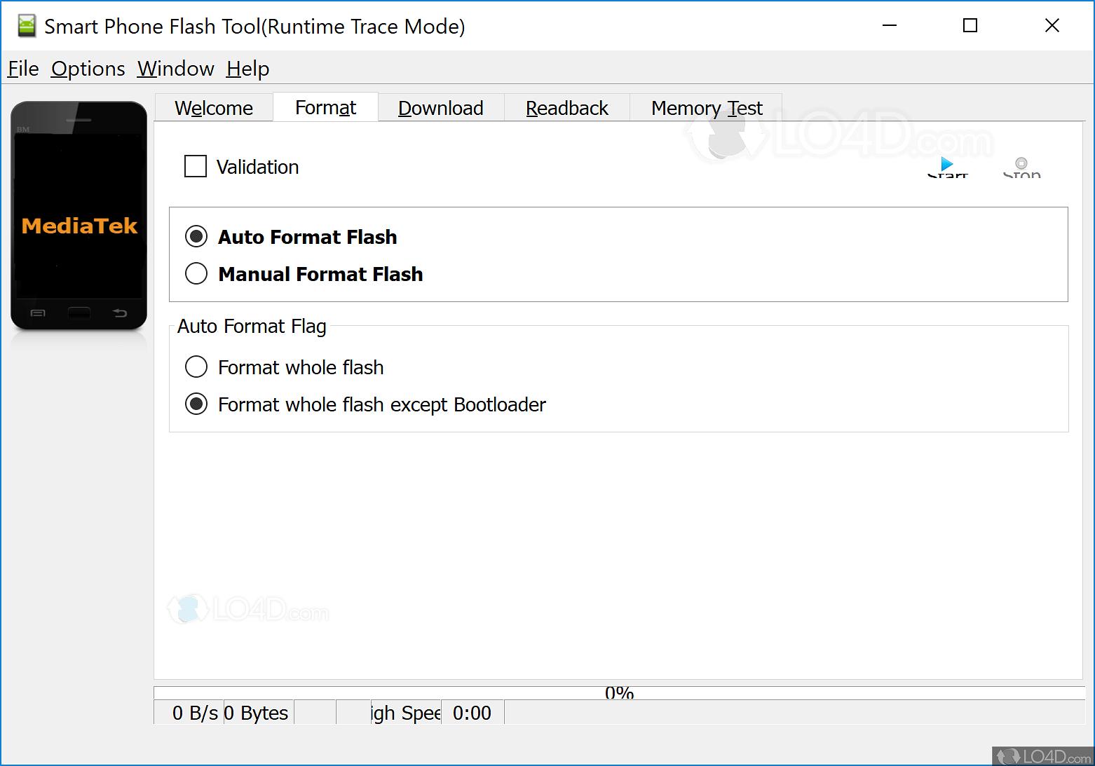 smartphone flash tool - LO4D com