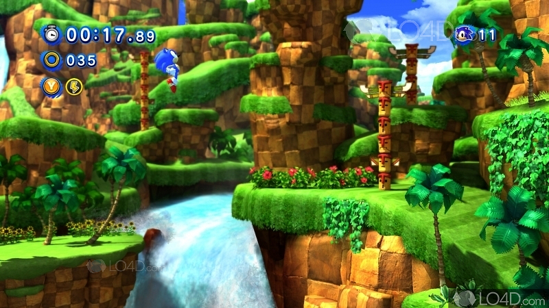 Sonic Generations - Screenshots