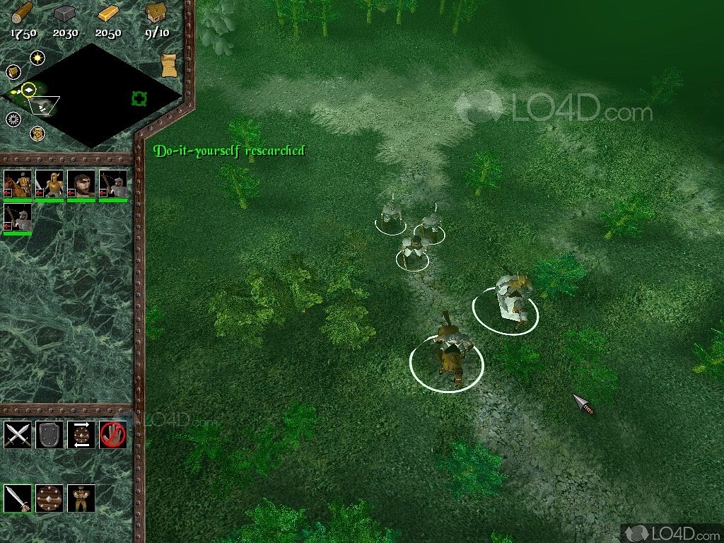 strategy 3 the dark legions cheats - LO4D com