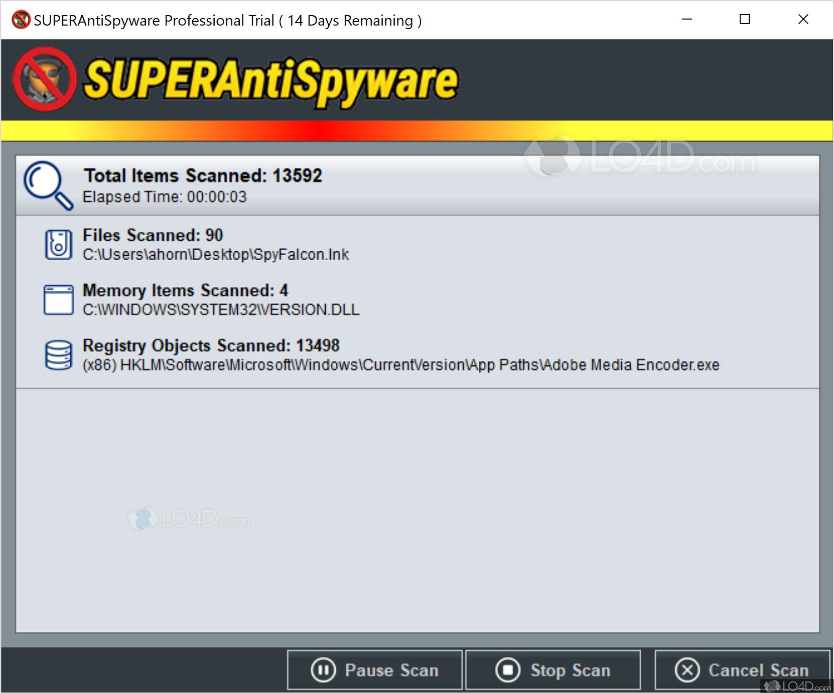 Superantispyware free product key   SUPERAntiSpyware Crack With